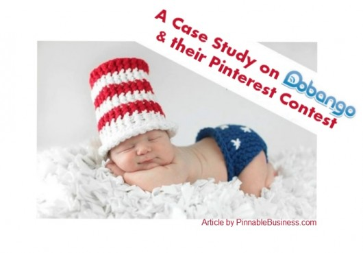 A Case Study on Dobango's 4th of July Pinterest Contest @pinterestbiz
