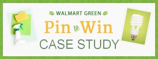 A Case Study on Walmart's First Pinterest Contest @pinterestbiz #casestudy