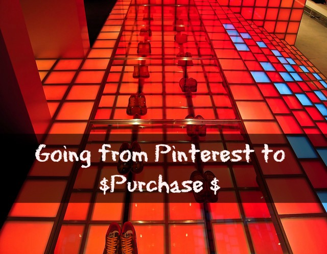 Find out How Pinterest can be used to drive in store purchase and sales.