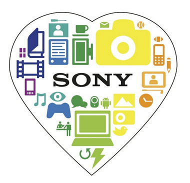 Sony Pinterest logo