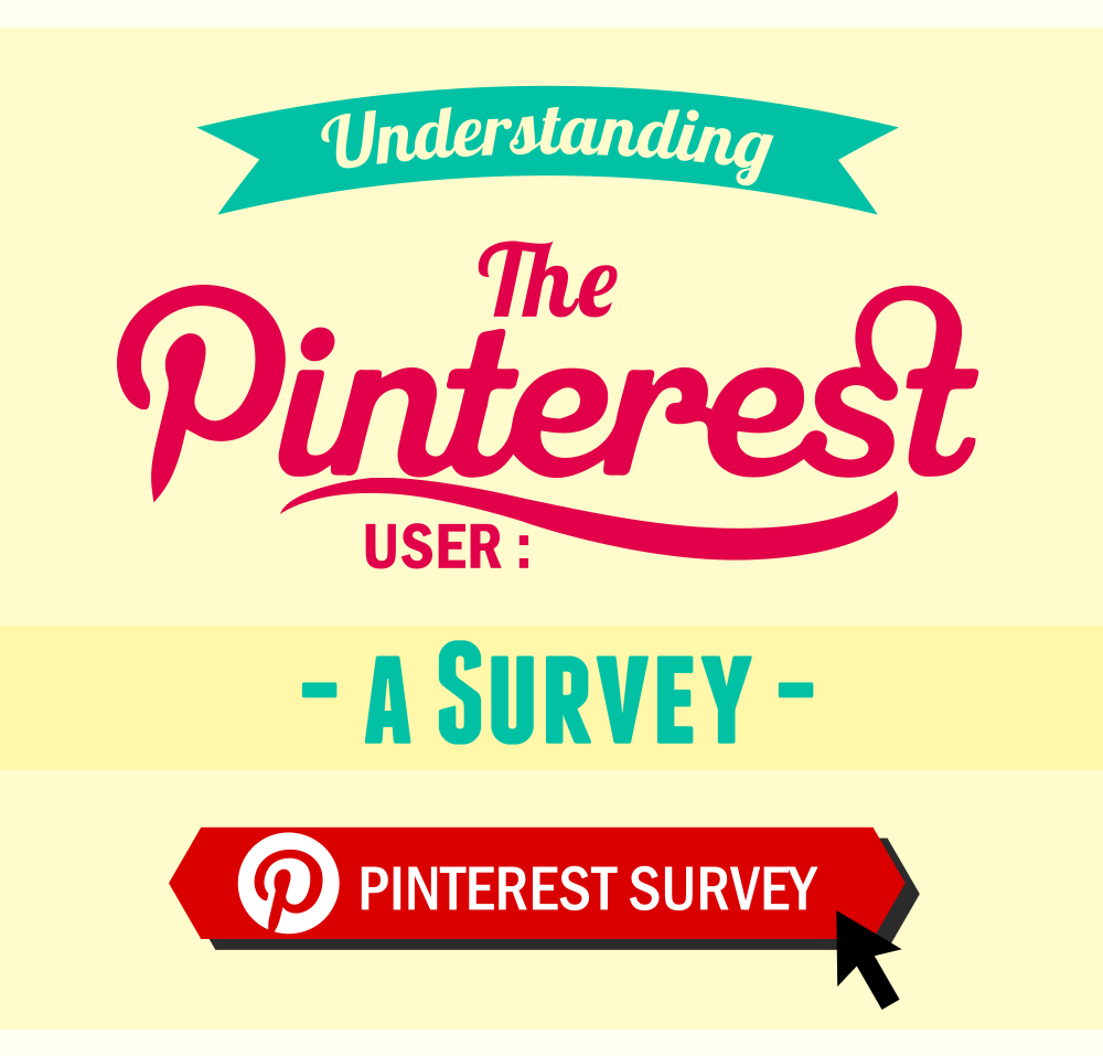 Understanding the Pinterest User: A Survey by @pinnablebiz